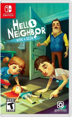 Hello Neighbor Hide & Seek - Switch
