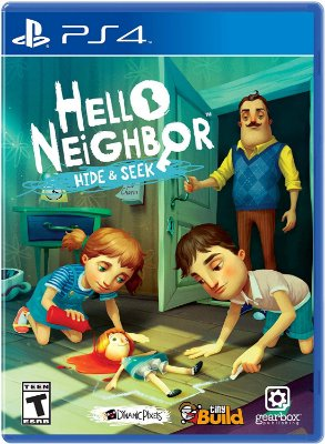 Hello Neighbor Hide & Seek - PS4