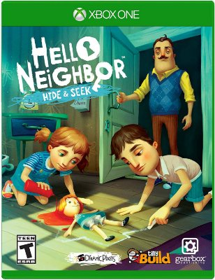Hello Neighbor Hide & Seek - Xbox One