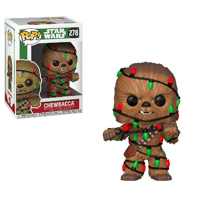 Funko Pop Star Wars Holiday 278 Chewbacca