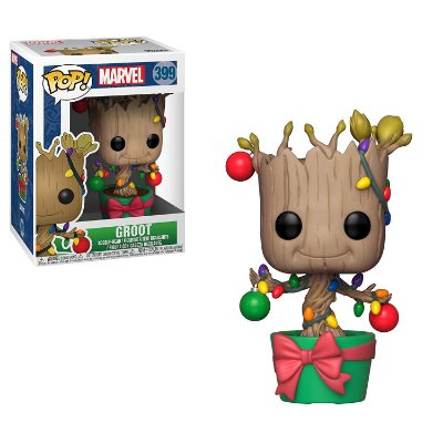 Funko Pop Marvel Holiday 399 Groot