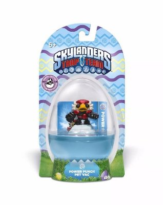 Skylanders Trap Team: Mini Power Punch Pet Vac Easter 2015