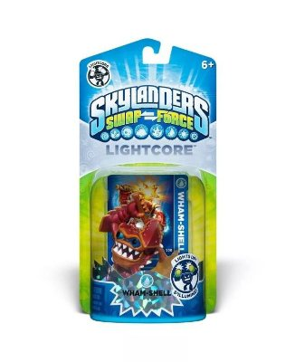 Skylanders Swap Force Lightcore Whamshell