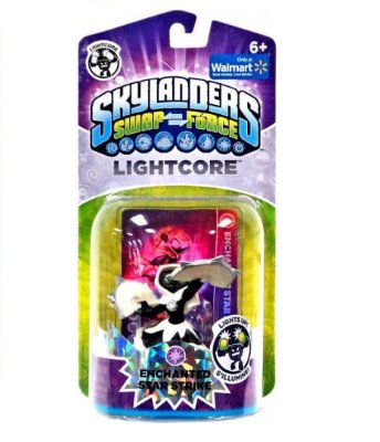 Skylanders Swap Force Lightcore Enchanted Star Strike