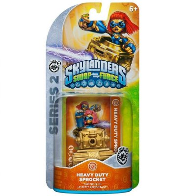 Skylanders Swap Force Heavy Duty Sprocket
