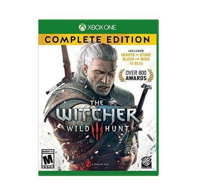 The Witcher 3 Wild Hunt Complete Edition - Xbox One