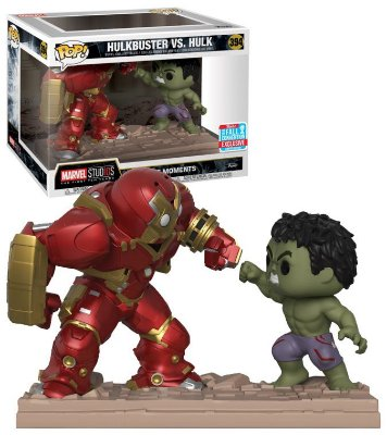 Funko Pop Marvel Studios 394 Hulkbuster vs Hulk