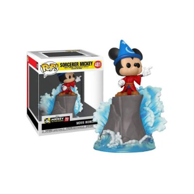 Funko Pop Disney Fantasia 481 Sorcerer Mickey Mouse