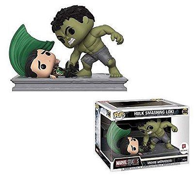 Funko Pop Marvel Studios 362 Hulk Smashing Loki