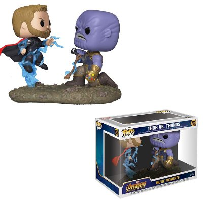 Funko Pop Avengers Infinity War 707 Thor Vs. Thanos