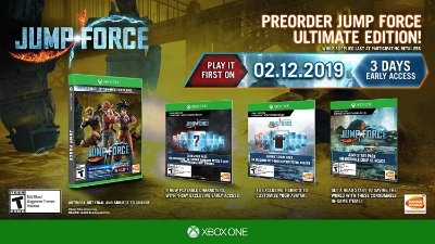 Jump Force Ultimate Edition - Xbox One