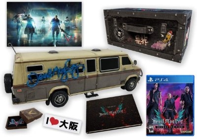 Devil May Cry 5 Collectors Edition - PS4