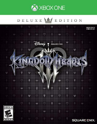 Kingdom Hearts III 3 Deluxe Edition - Xbox One