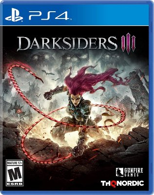 Darksiders III 3 - PS4 c/ Bônus Day One