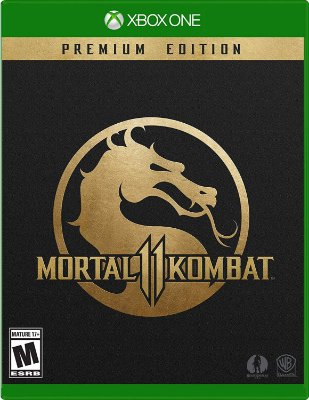 Mortal Kombat 11 Premium Edition - Xbox One