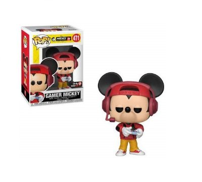 Funko Pop Disney 90 Years 471 Gamer Mickey Exclusive
