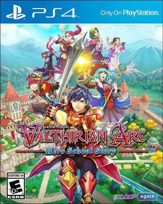 Valthirian Arc Hero School Story - PS4