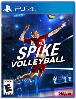 Spike Volleyball - PS4