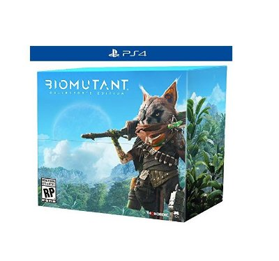 Biomutant Collectors Edition - PS4