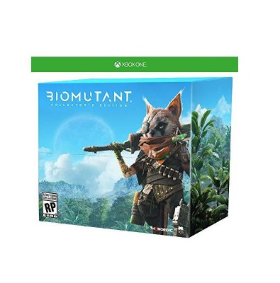 Biomutant Collectors Edition - Xbox One