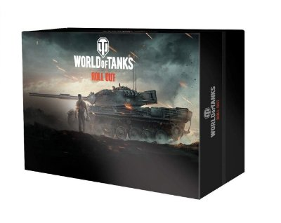 The World of Tanks Roll Out Collectors Edition - X1, PS4 e PC