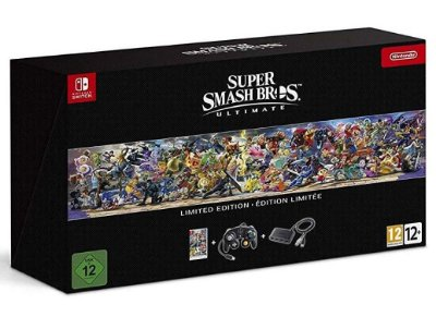 Super Smash Bros. Ultimate Limited Edition Europa - Switch