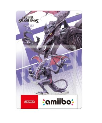Amiibo Ridley Super Smash Bros