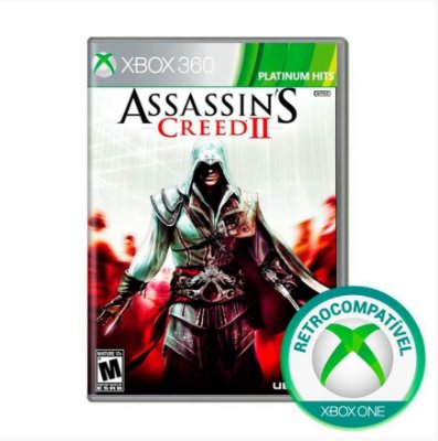 Assassin's Creed II - Xbox 360 / Xbox One
