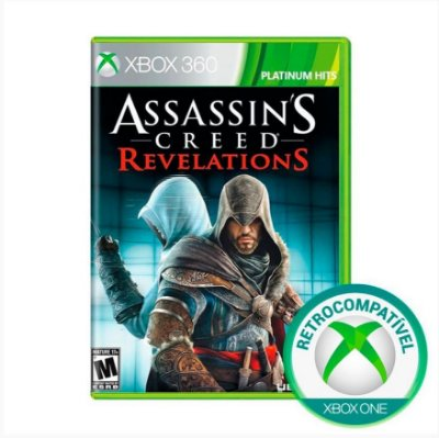 Assassin's Creed Revelations - Xbox 360 / Xbox One