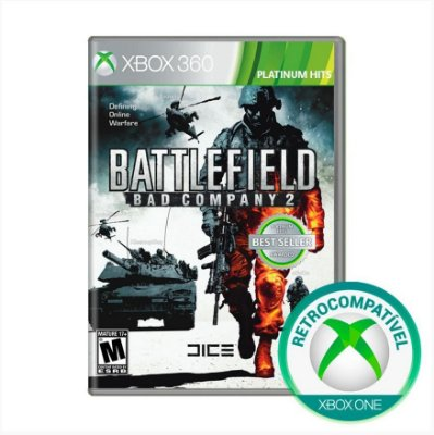 Battlefield Bad Company 2 - Xbox 360 / Xbox One