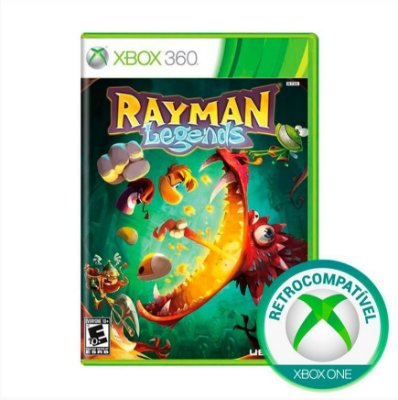 Rayman Legends - Xbox 360 / Xbox One