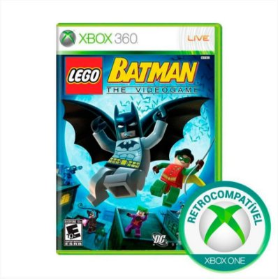 LEGO Batman The Videogame - Xbox 360 / Xbox One