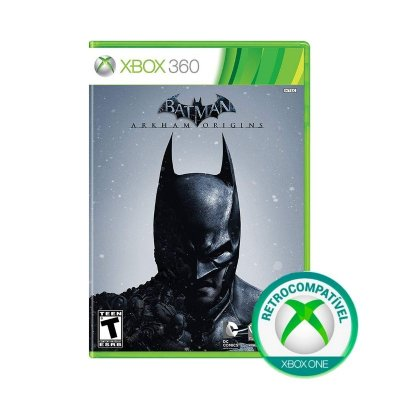 Batman Arkham Origins - Xbox 360 / Xbox One