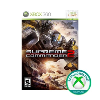 Supreme Commander 2 - Xbox 360 / Xbox One