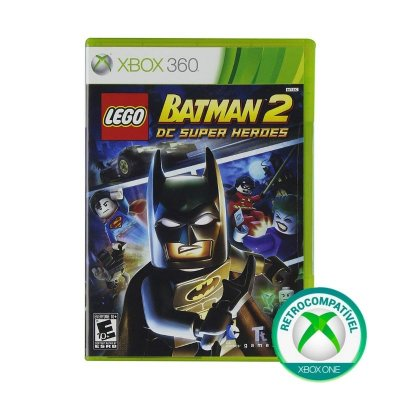 LEGO Batman 2 DC Super Heroes - Xbox 360 / Xbox One