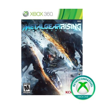 Metal Gear Rising Revengeance - Xbox 360 / Xbox One