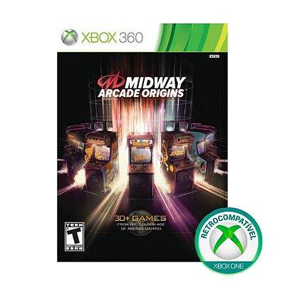 Midway Arcade Origins - Xbox 360 / Xbox One