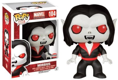 Funko Pop Marvel 104 Morbius Exclusive