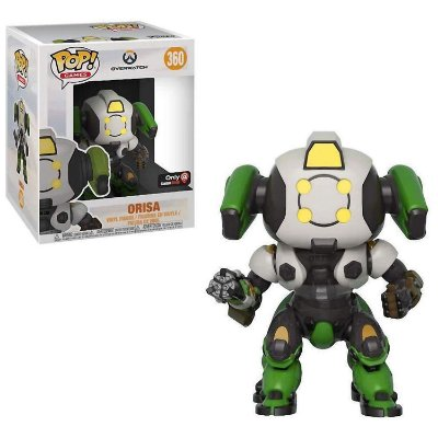 "Funko Pop Overwatch 360 Orisa 6"" GameStop Exclusive"
