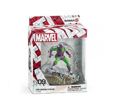 Schleich Marvel 09 Green Goblin Diorama Action Figure