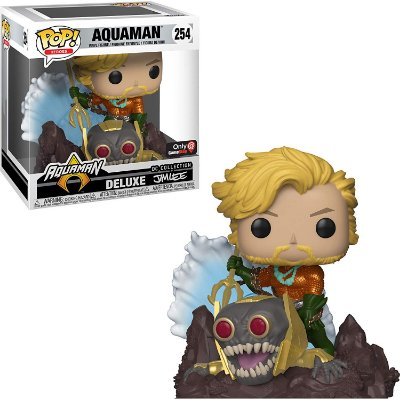 Funko Pop DC 254 Aquaman Jim Lee Collection Exclusive