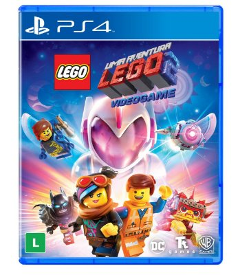 The LEGO Movie 2 Uma Aventura Lego 2 Videogame - PS4