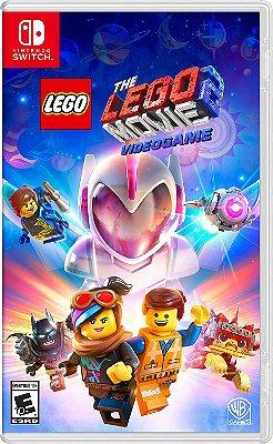 The LEGO Movie 2 Uma Aventura Lego 2 Videogame - Swich