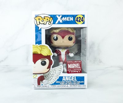 Funko Pop X-Men 424 Angel Marvel Exclusive
