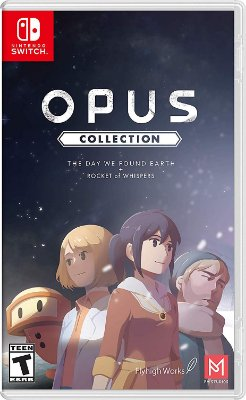 OPUS Collection The Day We Found Earth + Rocket of Whispers