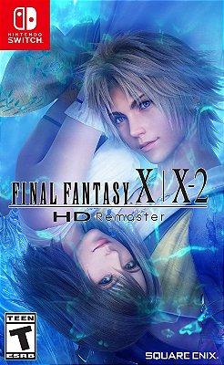 Final Fantasy X|X-2 HD Remaster - Switch