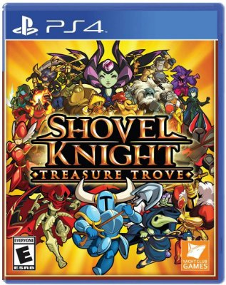 Shovel Knight Treasure Trove - PS4