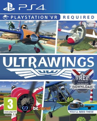 Ultrawings - PS4 VR