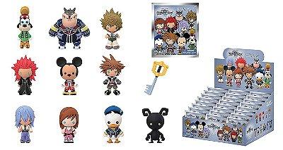 Chaveiro Kingdom Hearts Mystery Blindbag Keychain