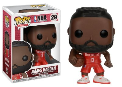Funko Pop NBA 29 James Harden